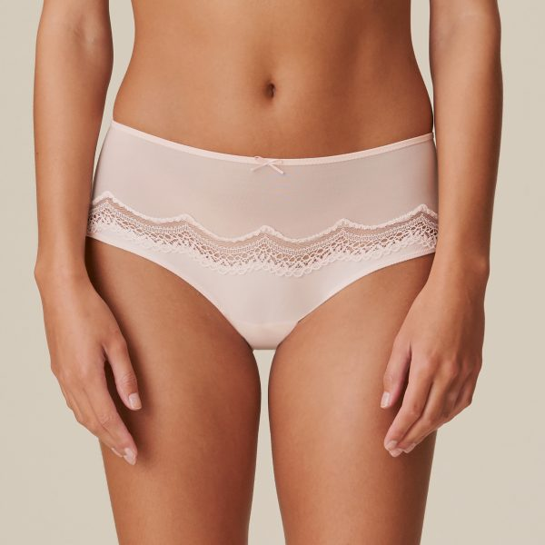 DOLORES glossy pink short
