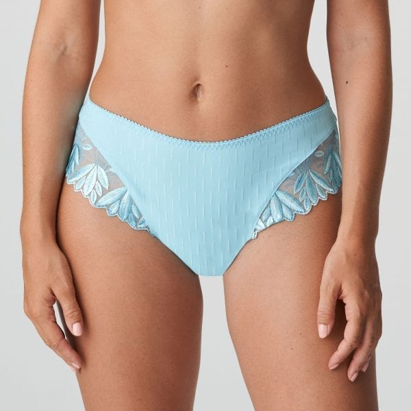 ORLANDO Jelly Blue luxe string